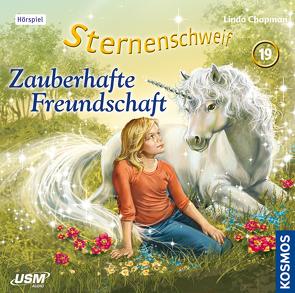 Sternenschweif (Folge 19) – Zauberhafte Freundschaft (Audio-CD) von Chapman,  Linda