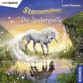 Sternenschweif (Folge 27) – Die Zauberquelle von Chapman,  Linda