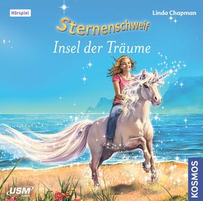 Sternenschweif (Folge 49): Insel der Träume von Chapman,  Linda, Dahlke,  Henry, Gunkel,  Annette, Hopt,  Anita