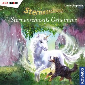 Sternenschweif (Folge 5) – Sternenschweifs Geheimnis (Audio-CD) von Chapman,  Linda