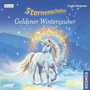 Sternenschweif (Folge 51): Goldener Winterzauber von Chapman,  Linda, Dahlke,  Henry, Gunkel,  Annette, Hopt,  Anita