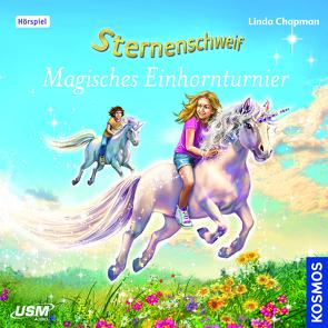 Sternenschweif (Folge 53): Magisches Einhorntunier von Chapman,  Linda, Dahlke,  Henry, Gunkel,  Annette, Hopt,  Anita