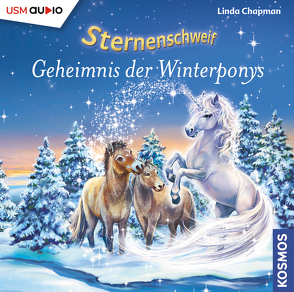 Sternenschweif (Folge 55): Geheimnis der Winterponys von Chapman,  Linda, Dahlke,  Henry, Gunkel,  Annette, Hopt,  Anita