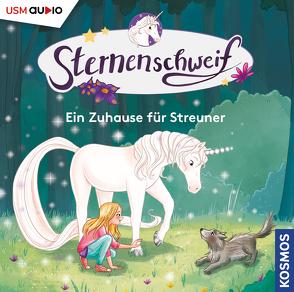Sternenschweif (Folge 58): Ein Zuhause für Streuner von Chapman,  Linda, Dahlke,  Henry, Gunkel,  Annette, Hopt,  Anita