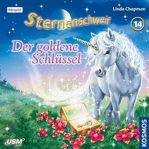 Sternenschweif (Folge14) – Der goldene Schlüssel (Audio-CD) von Chapman,  Linda