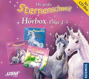 Sternenschweif Hörbox Folgen 1-3 (3 Audio CDs) von Chapman,  Linda