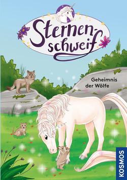 Sternenschweif,72, Geheimnis der Wölfe von Chapman,  Linda, Kühler,  Anna-Lena