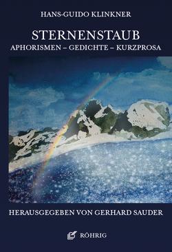 Sternenstaub von Klinkner,  Hans-Guido, Sauder,  Gerhard