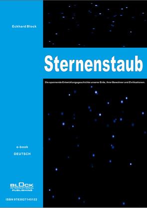 Sternenstaub – DE von Block,  Eckhard