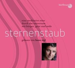 Sternenstaub: Gelesen von Hans Sigl von Pablo,  Hagemeyer, Sigl,  Hans