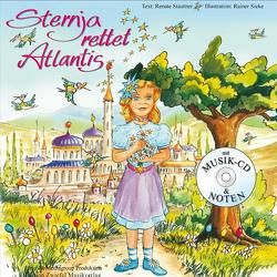 Sternja rettet Atlantis von Bauer,  René, Sieke,  Rainer, Stautner,  Renate, Zwiefel,  Emma