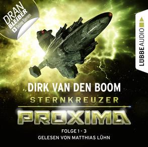 Sternkreuzer Proxima – Sammelband 1 von Boom,  Dirk van den, Lühn,  Matthias
