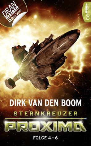 Sternkreuzer Proxima – Sammelband 2 von Boom,  Dirk van den