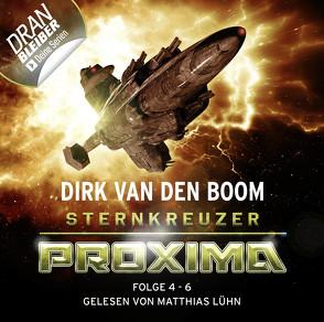 Sternkreuzer Proxima – Sammelband 2 von Boom,  Dirk van den, Lühn,  Matthias
