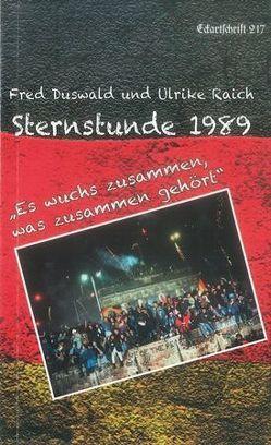 Sternstunde 1989 von Duswald,  Fred, Raich,  Ulrike