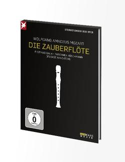Sternstunden der Oper: Die Zauberflöte von Beczała,  Piotr, Besson,  Benno, Fischer,  Iván, Mozart,  Wolfgang A, Röschmann,  Dorothea
