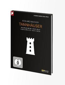 Sternstunden der Oper: Tannhäuser von Alden,  David, Kollo,  René, Meier,  Waltraud, Metha,  Zubin, Wagner,  Richard