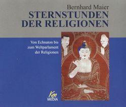 Sternstunden der Religionen von Bengsch,  Hubertus, Maier,  Bernhard