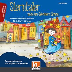 Sterntaler, Audio-CD von Uli,  Führe