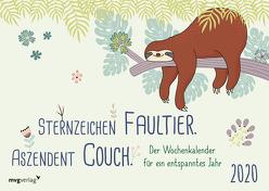 Sternzeichen Faultier. Aszendent Couch.