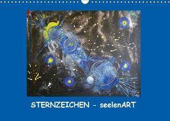 Sternzeichen – seelenART (Wandkalender 2019 DIN A3 quer)