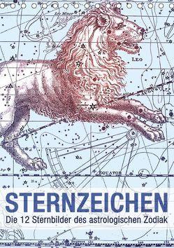 Sternzeichen (Tischkalender 2019 DIN A5 hoch) von bilwissedition.com Layout: Babette Reek,  Bilder: