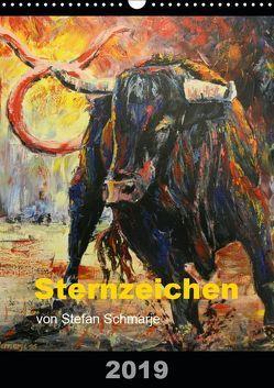Sternzeichen von Stefan Schmarje (Wandkalender 2019 DIN A3 hoch) von Schmarje,  Stefan