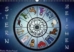 Sternzeichen (Wandkalender 2018 DIN A3 quer) von Creation,  Pezi