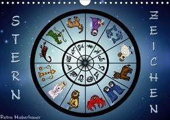 Sternzeichen (Wandkalender 2018 DIN A4 quer) von Creation,  Pezi