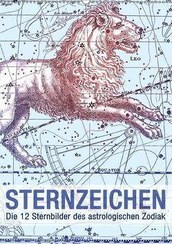 Sternzeichen (Wandkalender 2019 DIN A2 hoch) von bilwissedition.com Layout: Babette Reek,  Bilder: