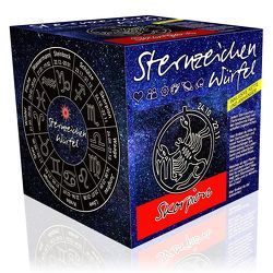 Sternzeichenwürfel Skorpion