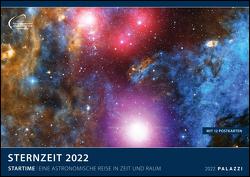 Sternzeit 2022 – Bild-Kalender – Wand-Planer – 70×50