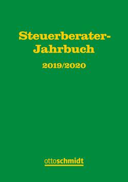 Steuerberater-Jahrbuch 2019/2020 von Fachinstitut der Steuerberater, Hüttemann,  Rainer, Rödder,  Thomas