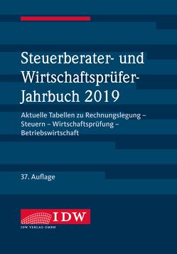 Steuerberater- und Wirtschaftsprüfer-Jahrbuch 2019