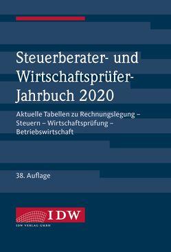 Steuerberater- und Wirtschaftsprüfer-Jahrbuch 2020