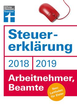 Steuererklärung 2018/2019 – Arbeitnehmer, Beamte von Fröhlich,  Hans W.