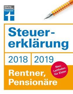 Steuererklärung 2018/2019 – Rentner, Pensionäre von Fröhlich,  Hans W.