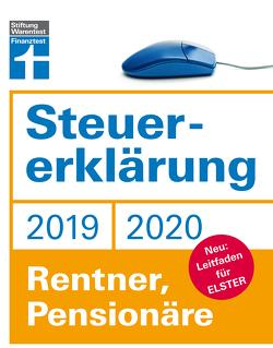 Steuererklärung 2019/2020 – Rentner, Pensionäre von Fröhlich,  Hans W., Rauhöft,  Angela