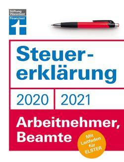 Steuererklärung 2020/2021 – Arbeitnehmer, Beamte von Rauhöft,  Angela