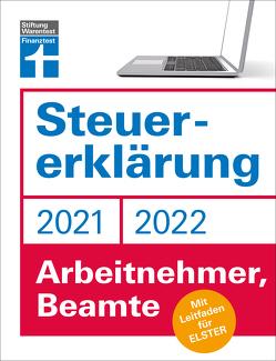 Steuererklärung 2021/22 – Arbeitnehmer, Beamte von Pohlmann,  Isabell