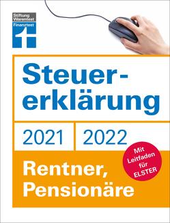 Steuererklärung 2021/22 – Rentner, Pensionäre von Pohlmann,  Isabell