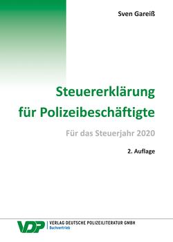 Steuererklärung für Polizeibeschäftigte von Gareiß,  Sven