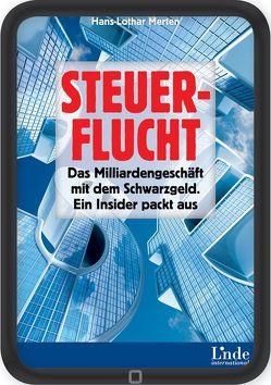 Steuerflucht von Merten,  Hans-Lothar