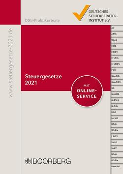 Steuergesetze 2021