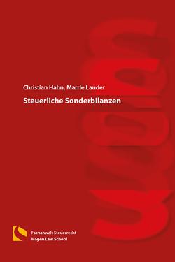 Steuerliche Sonderbilanzen von Hahn,  Christian, Lauder,  Marrie
