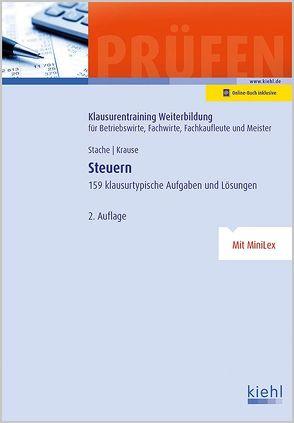 Steuern von Krause,  Günter, Stache,  Ines