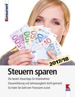 Steuern sparen 2017/18 von Lappe,  Manfred, Stagel,  Julius