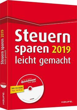 Steuern sparen leicht gemacht plus CD von Dittmann,  Willi, Haderer,  Dieter, Happe,  Rüdiger