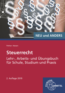 Steuerrecht von Heesen,  Tanja, Pothen,  Wilhelm