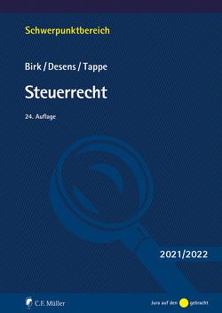 Steuerrecht von Birk,  Dieter, Desens,  Marc, Tappe,  Henning